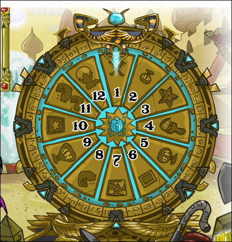 The Wheel of Extravagance!
