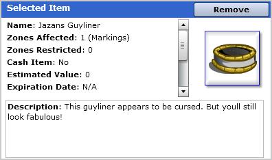 Jazans Guyliner
