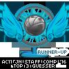 RUNNER-UP!