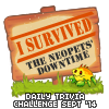 I survived the downtime!